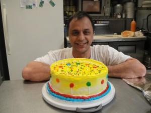 yellow cake 012